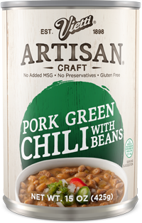 Pork Green Chili With Beans