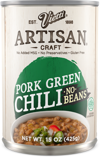 Pork Green Chili No Beans