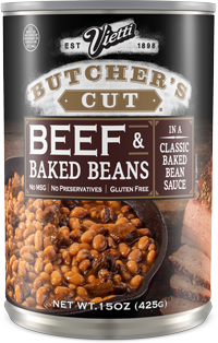Beef & Baked Beans