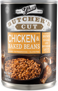 Chicken & Baked Beans